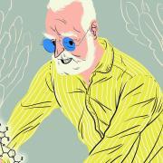 anti aging illustration