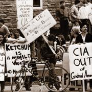 bronson protest