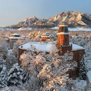 panorama snow campus