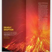 Coloradan article Deadly Eruption