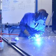 Welding in the Idea Forge