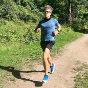 Corey Cappelloni running