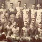 first cu football team