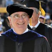 Chancellor Phil Distefano at commencement