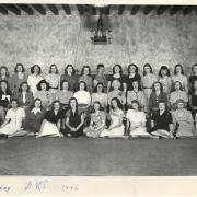 Group photo from 1946