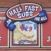 Half-Fast Subs on the Hill