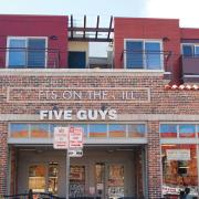 five guys restaurant on the hill