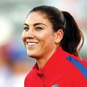 Hope Solo to speak at CU's Conference on World Affairs