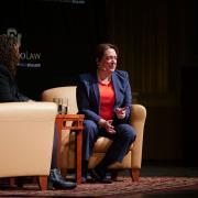Justice Kagan at Stevens Lecture CU Boulder