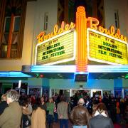 Boulder Theater marquis