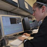 journalism student