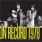 On Record 1978 cover