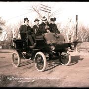 1902 Columbia steam surrey