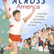 Running Across America Cover