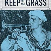 Sailors and Dogs Keep off the Grass Cover