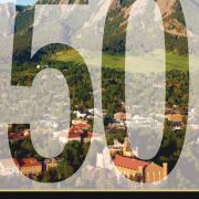 CU 50 year reunion logo