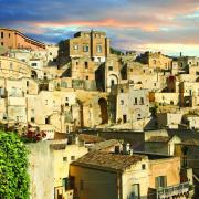 Photograph of Southern Italy and Sicily