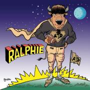 super ralphie illustration