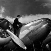 How did World War II fuel a surge in opportunities for women?