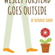 Wesley Yorstead Goes Outside Cover