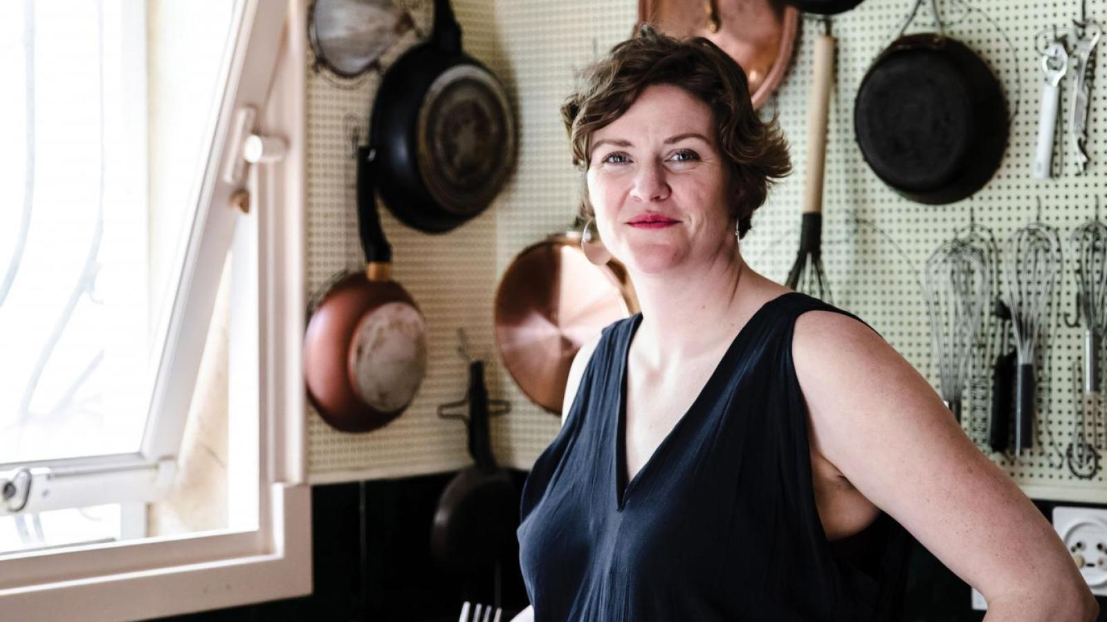 Inside Julia Child's House and Kitchen
