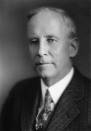 Photo of George Norlin
