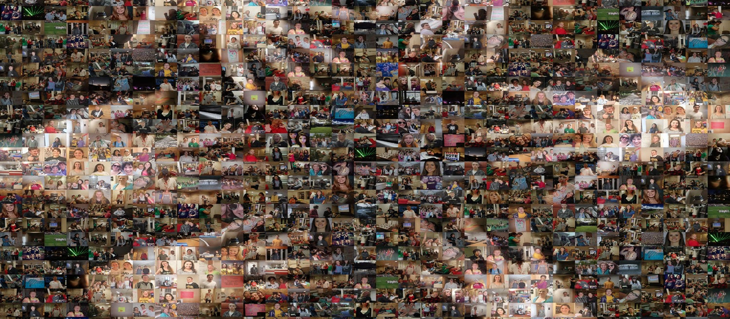 Photo Mosaic by Shannon Walker and Kate Couturier