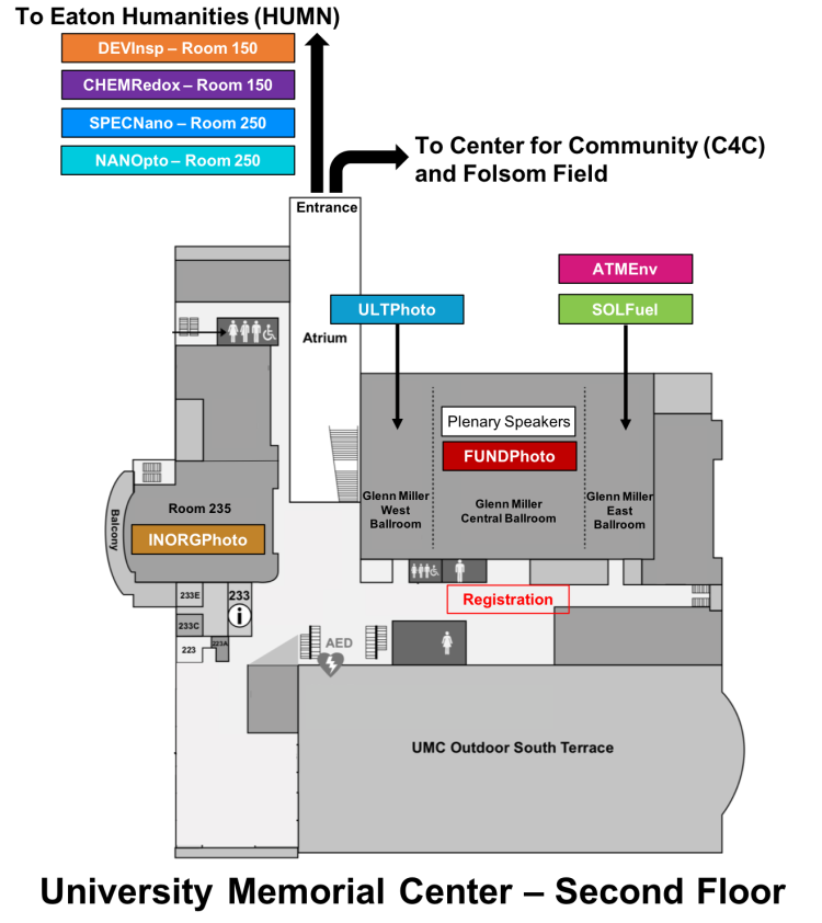 UMC Map