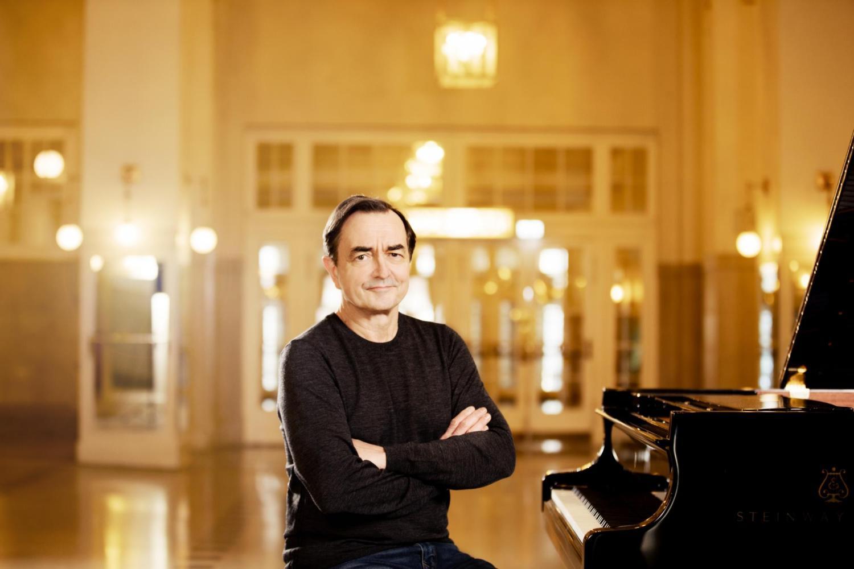 Pianist Pierre-Laurent Aimard