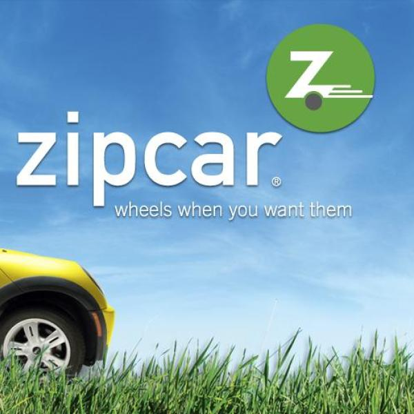 Zip Car logo