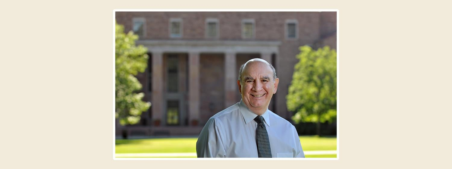 Chancellor Phil DiStefano