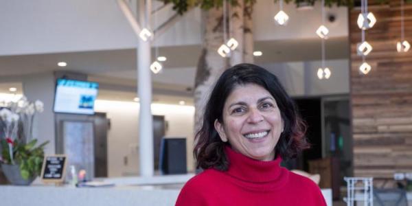 Bhavna Chhabra at Google in Boulder