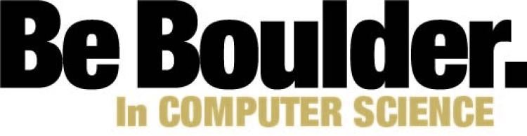 Be Boulder in Computer Science logo