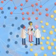 Network illustration by Meredith Miotke for Quanta Magazine.