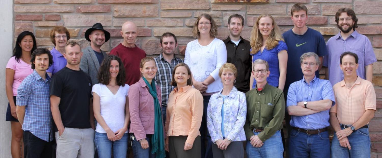 PhET simulations team photo