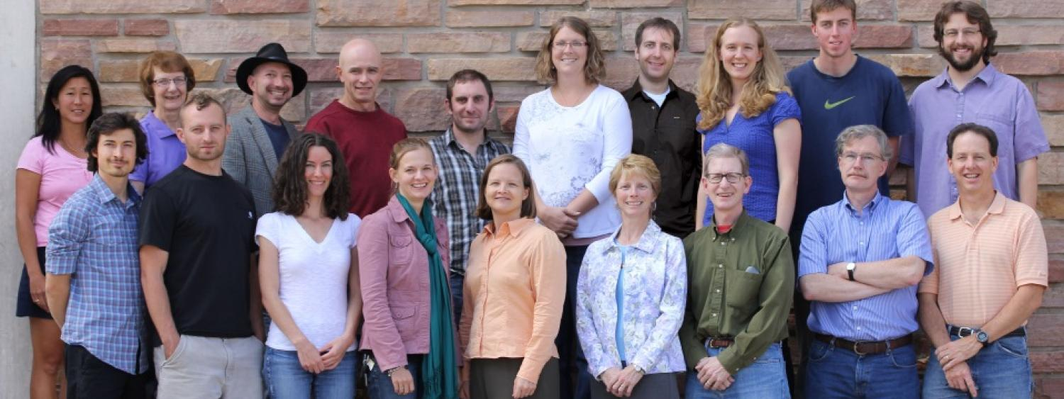 PhET simulations team photo