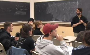 steve teaching class