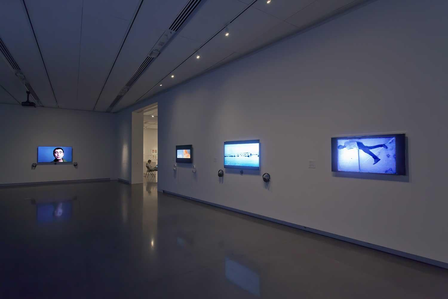 Interlaced: Selections from the CU Art Museum\'s Video Collection ...