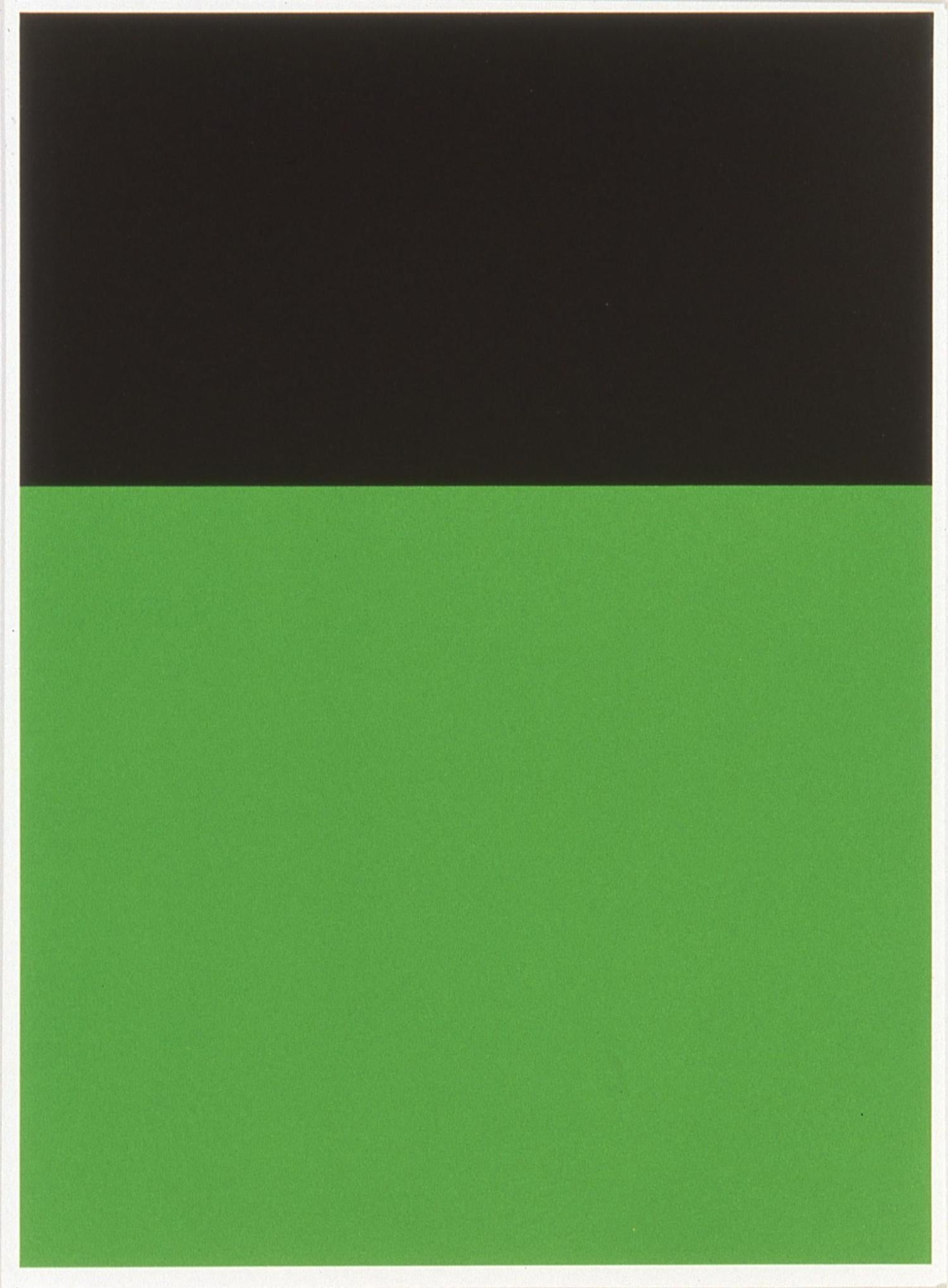 black and green fields