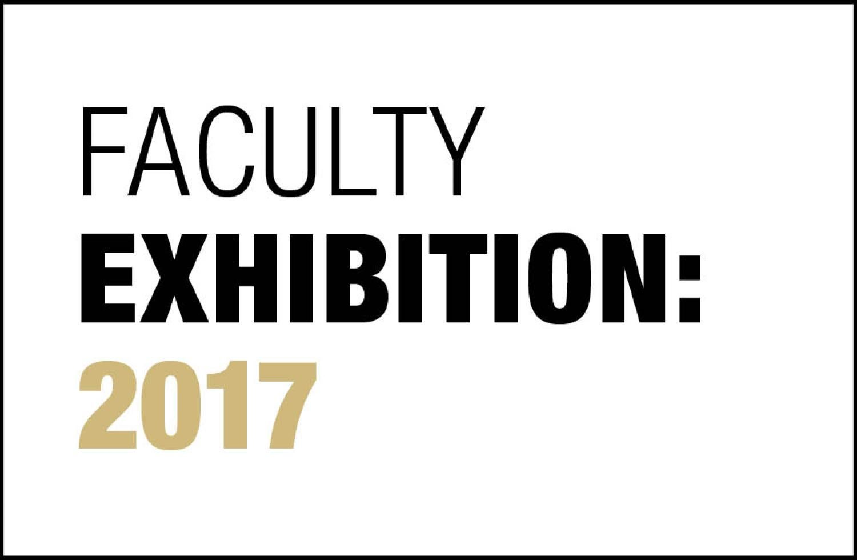 Faculty Exhibition