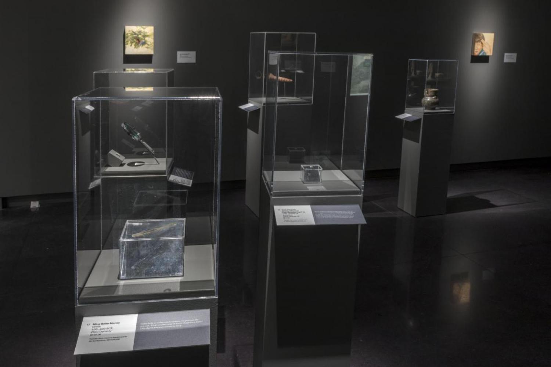 Exhibition installation photo.