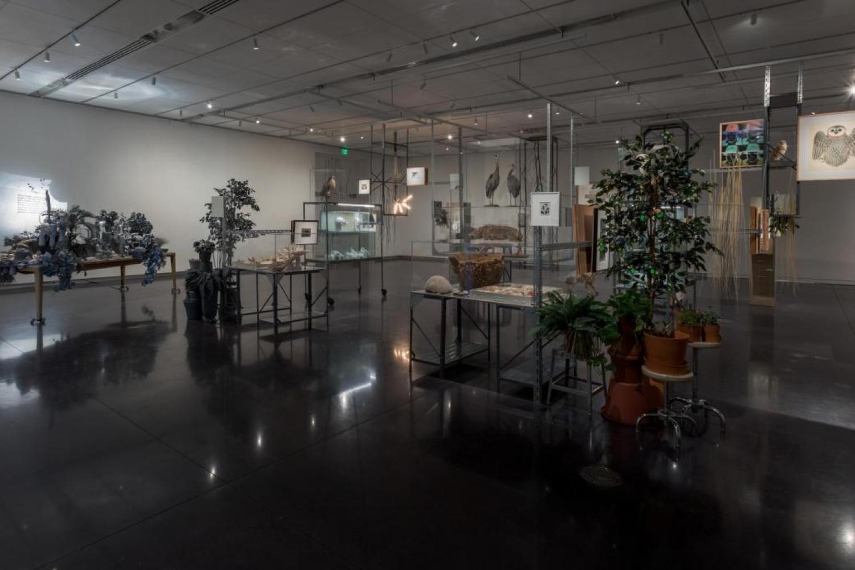 Exhibition installation photo