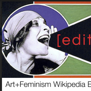 Image of woman shouting into a megphone