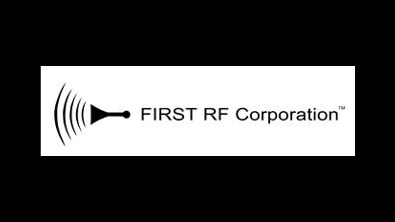 First RF logo