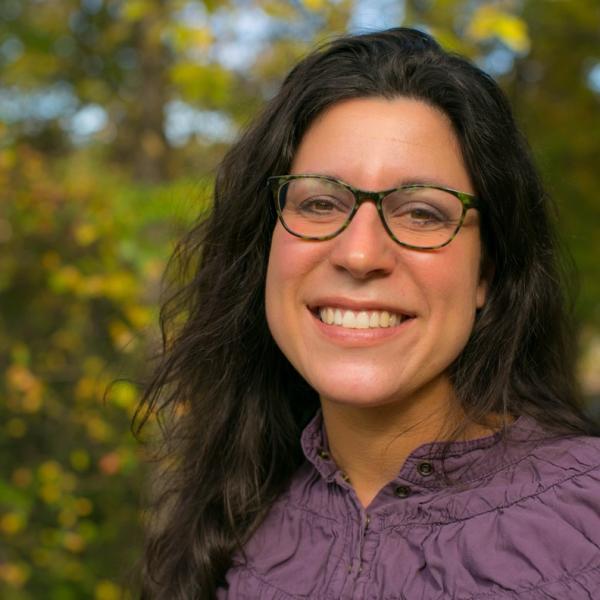Sabrina Sideris, Program Director INVST