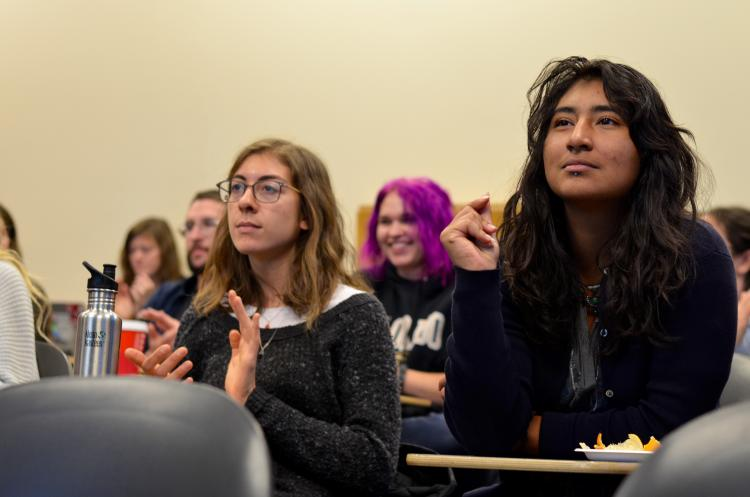 CU Engage opportunities for undergraduate and graduate students