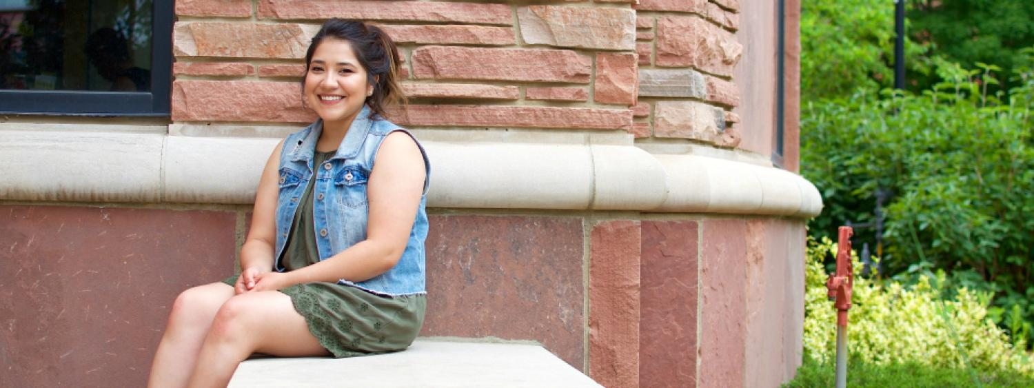 First gen student, Puksta Scholar helps families navigate road to college