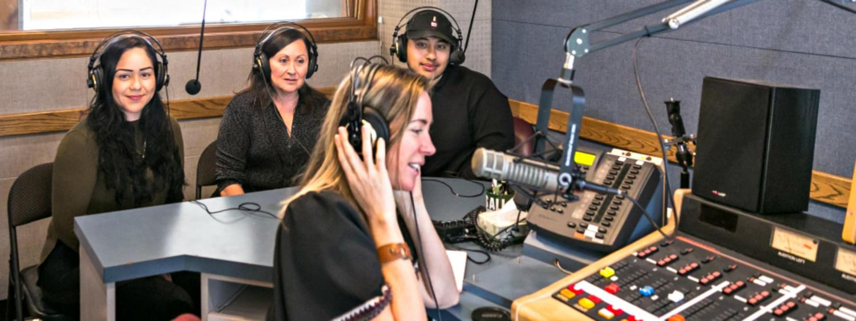 Amplify podcast CU Engage KGNU DACA Dreamers