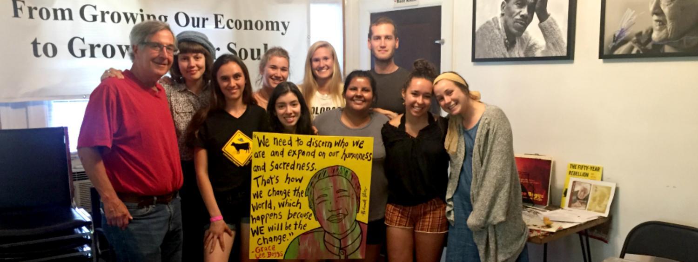 INVST economic justice summer