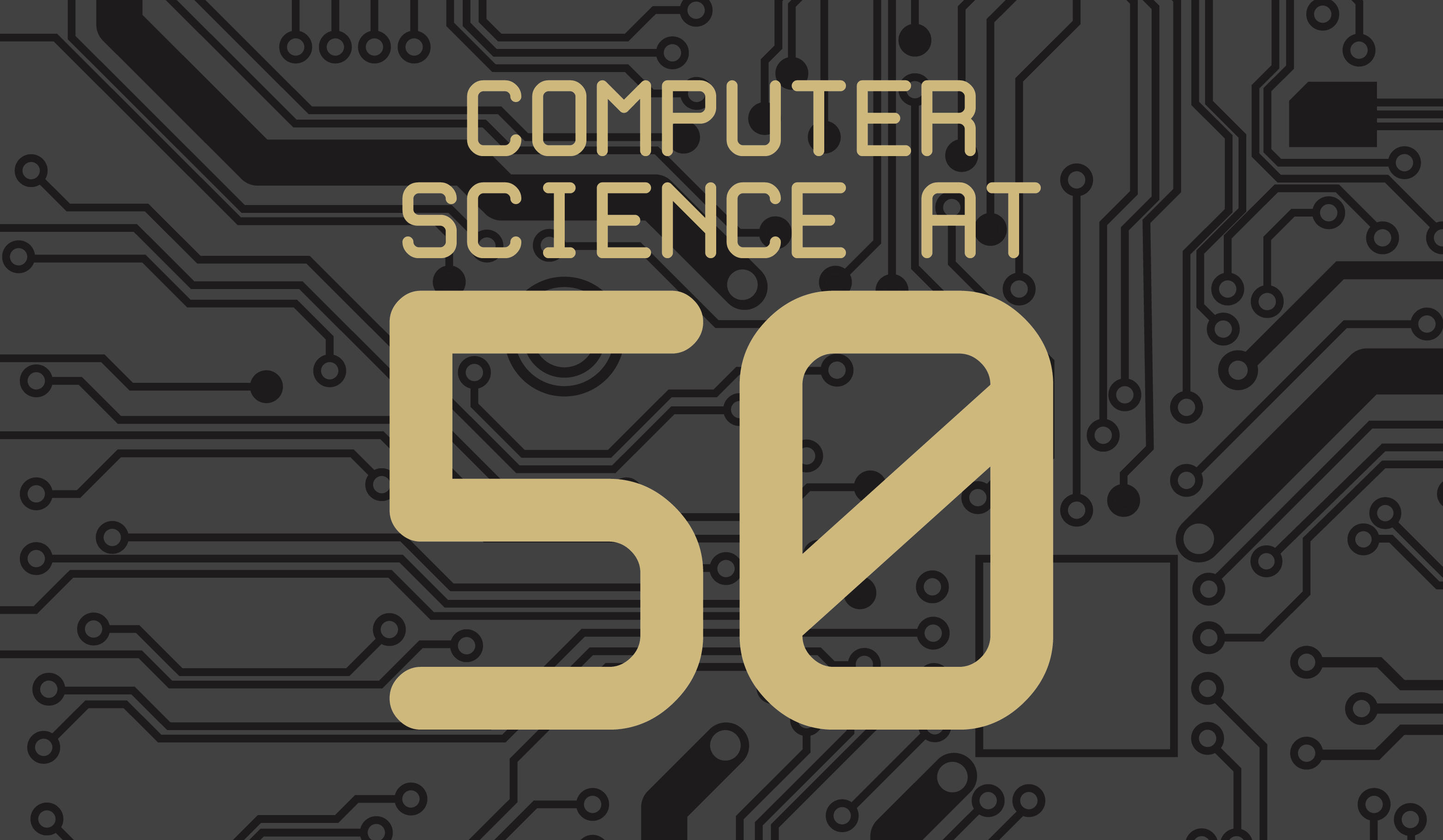 Computer Science at 50 graphic